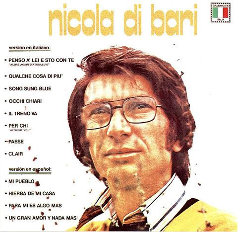 Nicola Di Bari CD