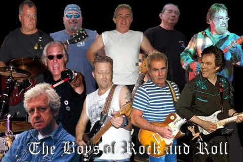 The Boys of Rock & Roll