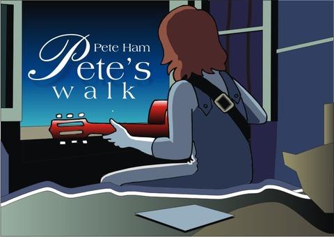 Eduardo Bonfim  Pete Ham - Pete's Walk