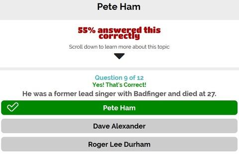 Pete Ham A