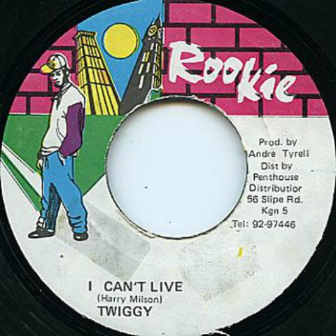 Twiggy - 7inch Jamaica