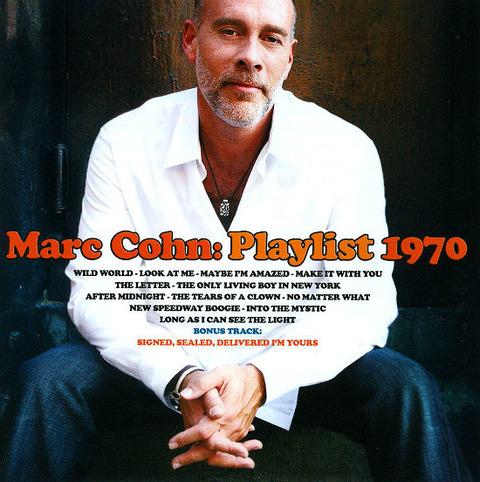 Marc Cohn Playlist 1970
