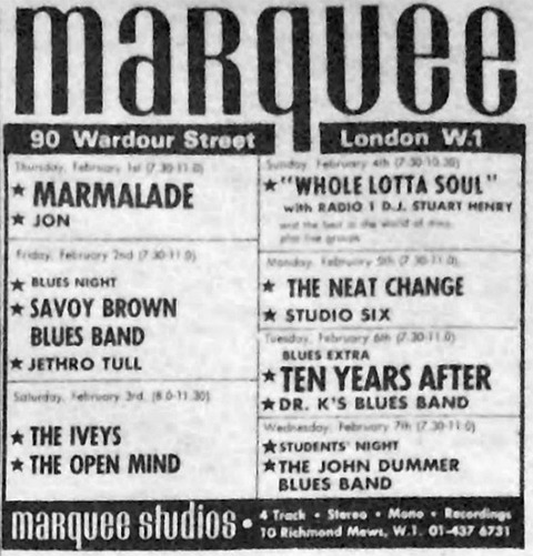 Melody Maker 1968-0203
