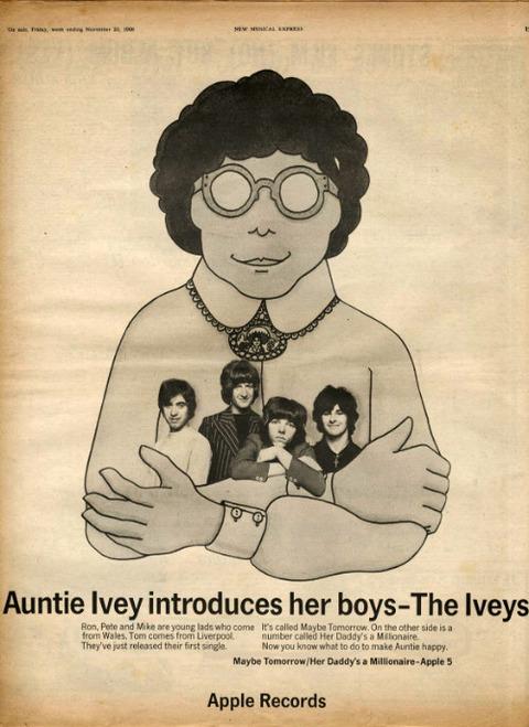 NME Nov 23, 1968 Iveys