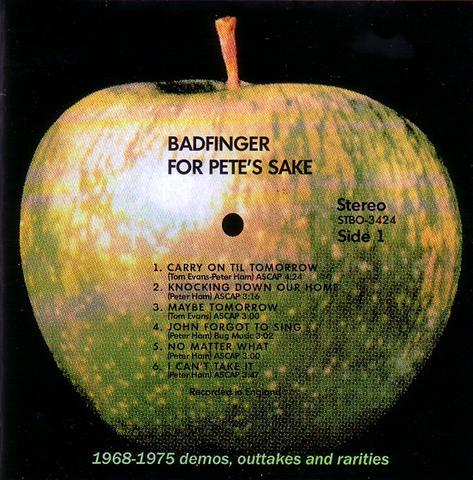 Badfinger - For Pete's Sake 2CD a