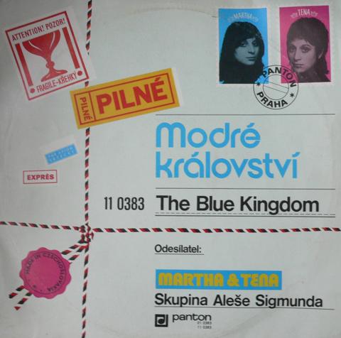 Martha & Tena - Modré Království (1973)
