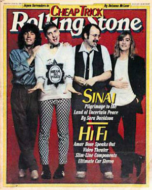 Rolling Stone #293 June 14 1979 cover