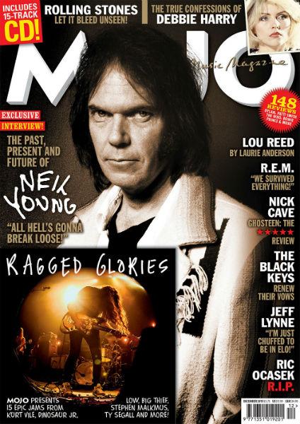 Mojo #313 December 2019 cover
