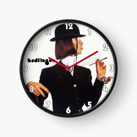 Self Titled LP Clock