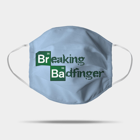 Pop Cultured - Breaking Badfinger Mask b