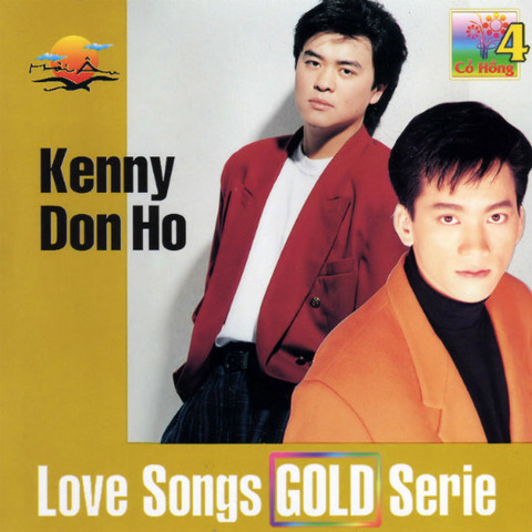 Don Hồ - Love Songs Gold Series a