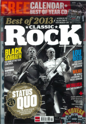 Classic Rock #192 (January 2014) c2