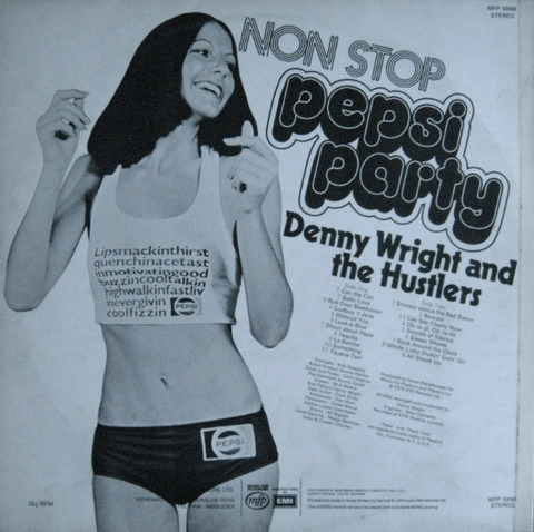 Pepsi 1974 back
