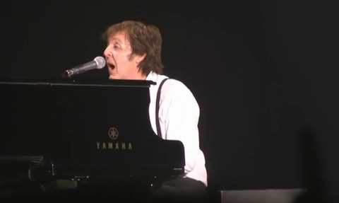 McCartney - Come and Get It 2011