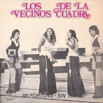 Los Vecinos de la Cuadra - Sin ti (1974)