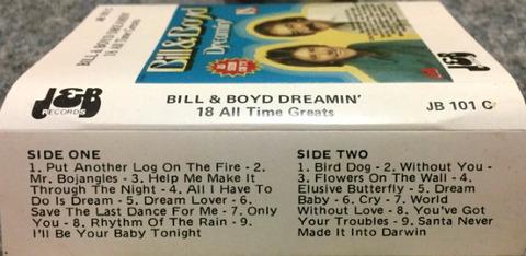 Bill & Boyd - cass b