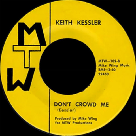 Keith Kessler - Don't Crowd Me