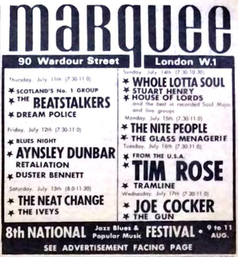Melody Maker 1968-0713