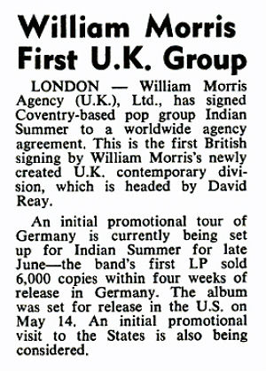 Billboard 19710515 Indian Summer