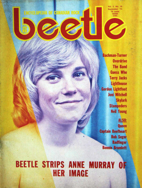 Beetle (September 1974) cover
