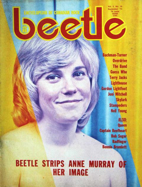 Beetle (September 1974) cover