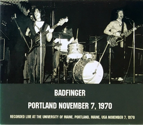 Badfinger - Portland (November 7 1970) c