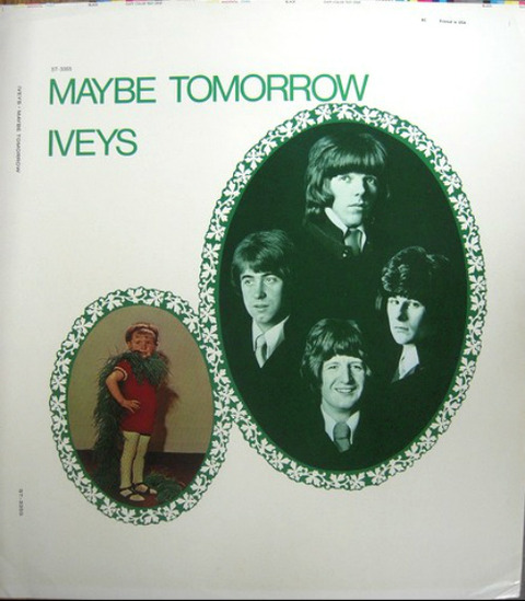 The Iveys - Maybe Tomorrow ST-3355 a