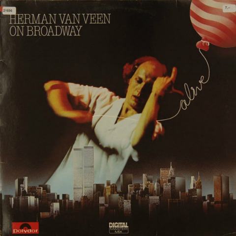 Herman van Veen - On Broadway 1983