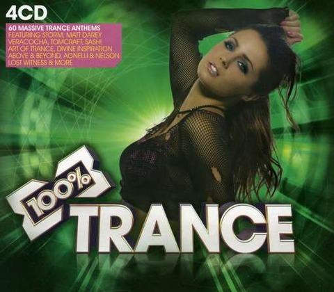 100% Trance