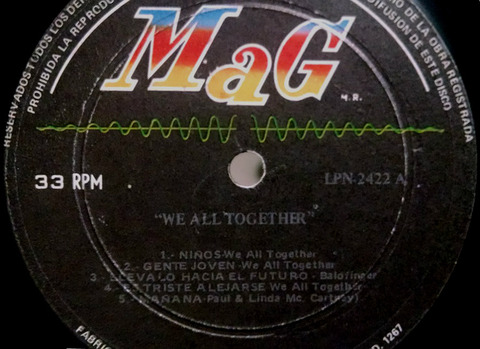 We All Together MaG LP r1a