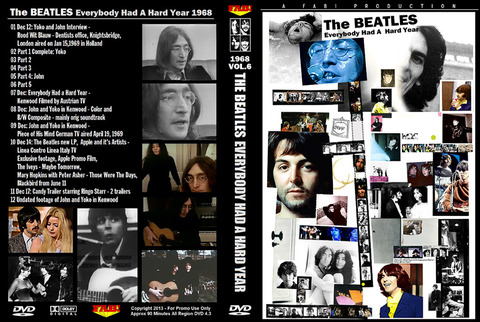 The Beatles - 1968 Vol 6 Everybody Had A Hard Year