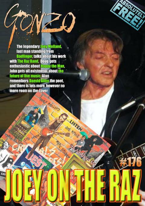 Gonzo Magazine #176
