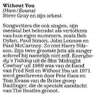 Steve Gray Orchestra - Toppers van Nu Disc 3-14