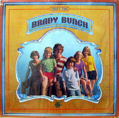 Meet the Brady Bunch LP1972