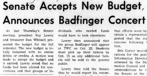 The Rambler September 23, 1970