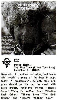 Billboard 19720701 Peter Nero