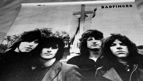 Badfinger 1970 Poster b
