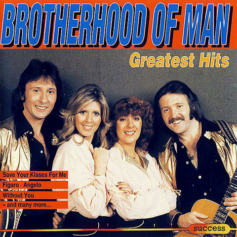 Brotherhood of Man - 16104 CD