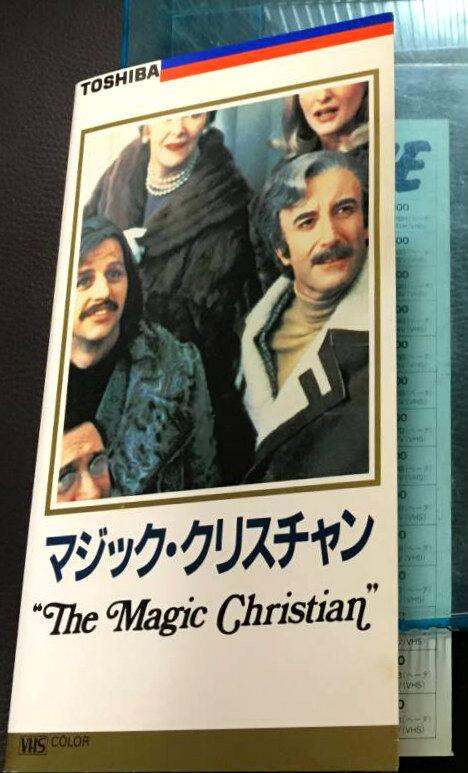 The Magic Christian Toshiba VHS a