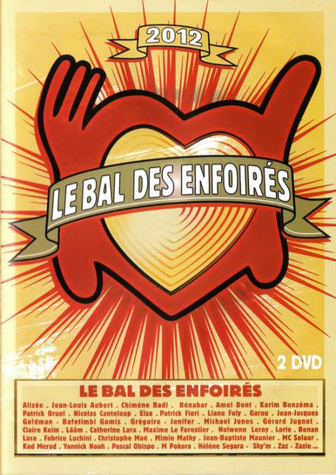 Les Enfoirés 2012 DVD