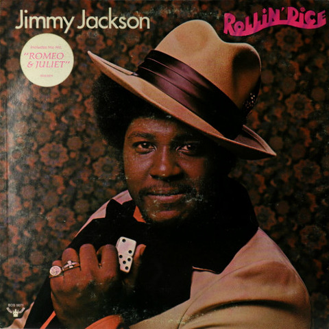 Jimmy Jackson - Rollin' Dice LP a