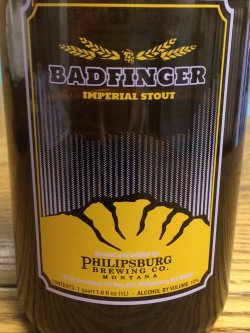 Badfinger Imperial Stout