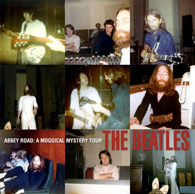 The Beatles - Abbey Road A Moggical Mystery Tour