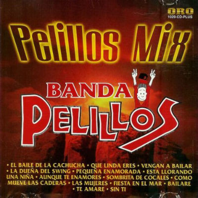 Banda Pelillos 1029-CD-PLUS