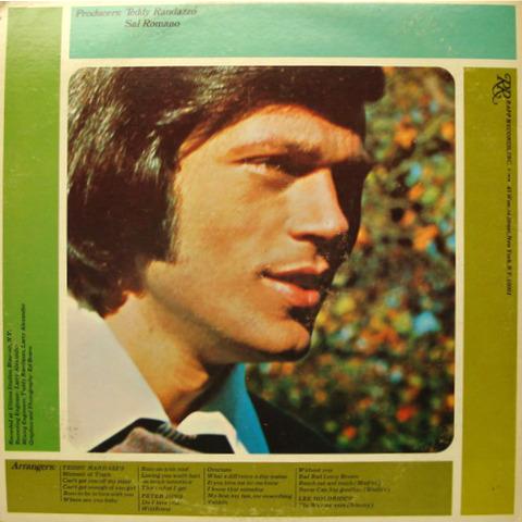 Peter Lemongello Love '76 back