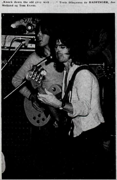 Vikan Oct 21, 1971 Tom Joey