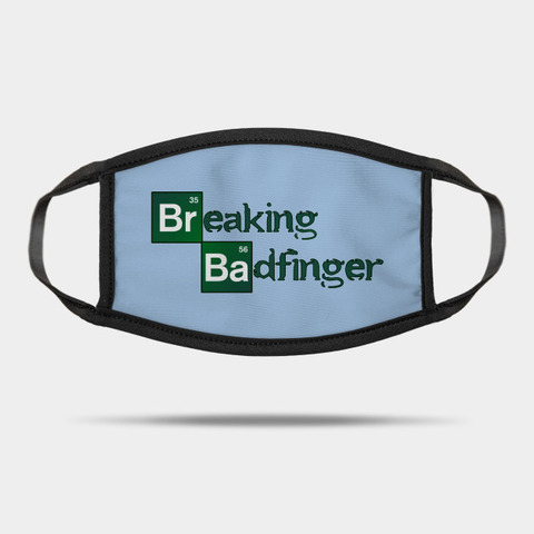 Pop Cultured - Breaking Badfinger Mask a