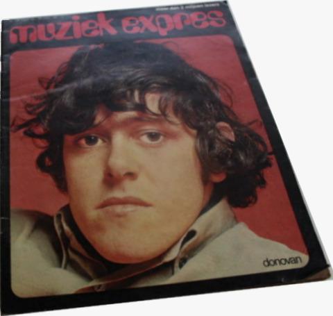 Muziek Expres #159 (Mar 1969) cover