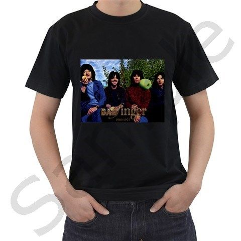 Badfinger T-Shirt Men's T-Shirt (Black)