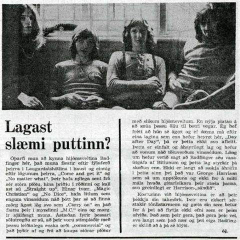 Lesbók Morgunblaðsins (April 9, 1972)